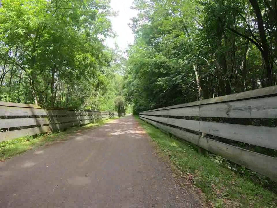 Wabash Cannonball Trail, Ohio